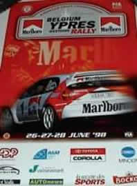 Image result for Ypres rally plate